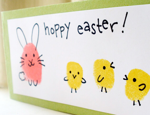 Easter Craft Ideas For Primary School
