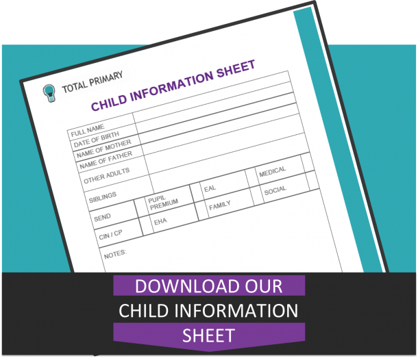 child information sheet